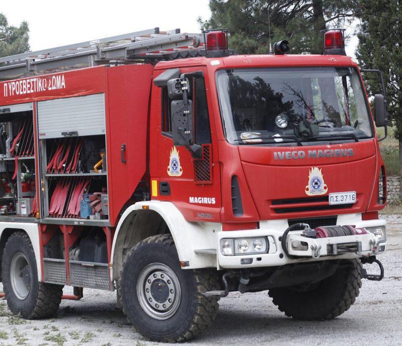 Γιάννενα: Κάηκαν κατοικία και καφενείο στην Αγία Παρασκευή Κόνιτσας