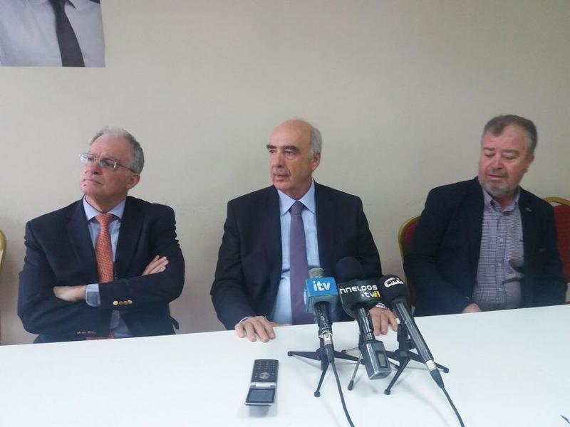 Γιάννενα: Β. Μεϊμαράκης- Με διπλό μήνυμα η ψήφος στις ευρωεκλογές
