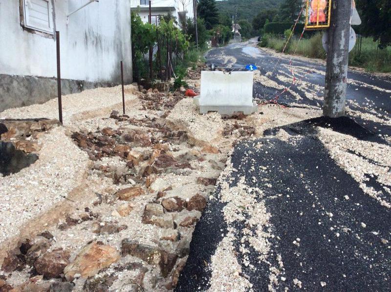 Γιάννενα: «Πνίγηκε» το λεκανοπέδιο, σοβαρά προβλήματα στο Σταυράκι