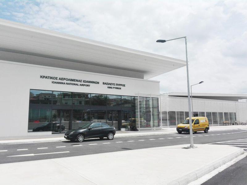 Γιάννενα: Πρωτοβουλία για μείωση των τελών στο αεροδρόμιο από τη Μ. Κεφάλα