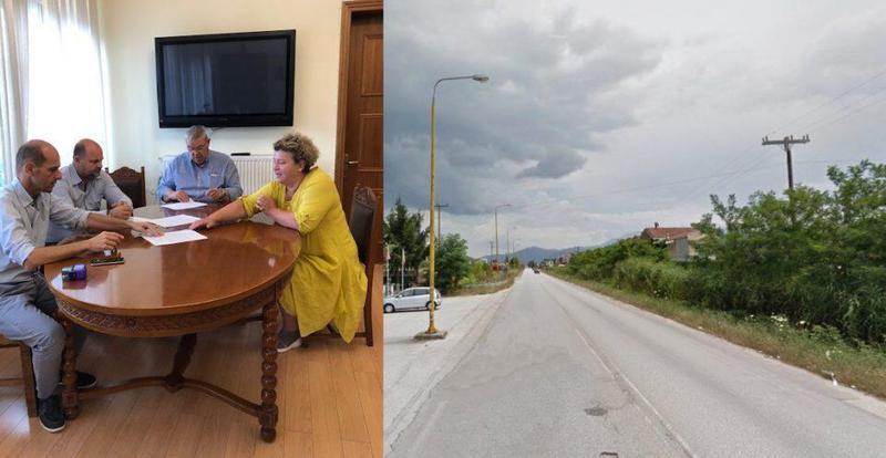 Γιάννενα: Μπήκαν οι υπογραφές για την Νιάρχου απο την περιφέρεια Ήπειρου