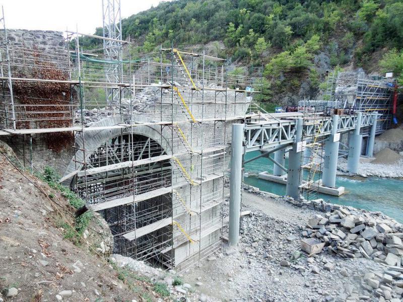 Γιάννενα: Γέφυρα Πλάκας- Φτάνει η ώρα του μεγάλου τόξου