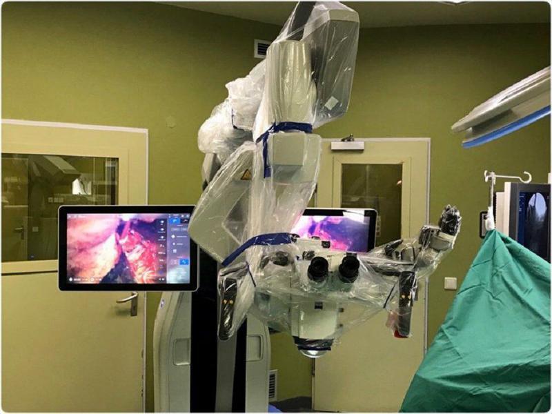 Γιάννενα: Στην αιχμή της τεχνολογίας η νευροχειρουργική Κλινική