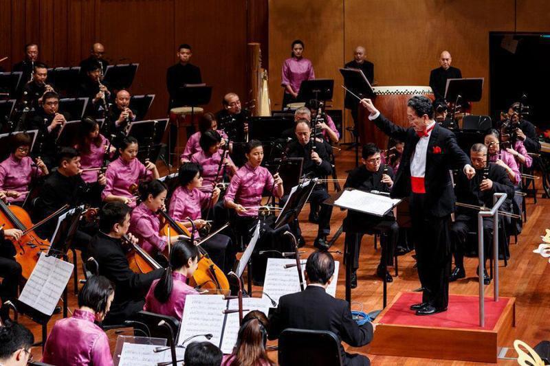 Γιάννενα: Η Κινεζική Συμφωνική Ορχήστρα της Σιγκαπούρης στο αρχαίο θέατρο της Δωδώνης