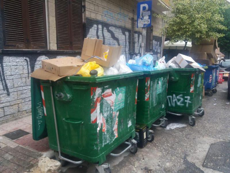 Γιάννενα: Οι σωροί σκουπιδιών έφεραν συναίνεση
