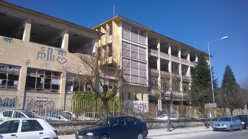 Η πόλη δεν χρειάζεται ακόμη έναν χώρο πολιτισμού στο κτίριο του παλιού Πανεπιστημίου