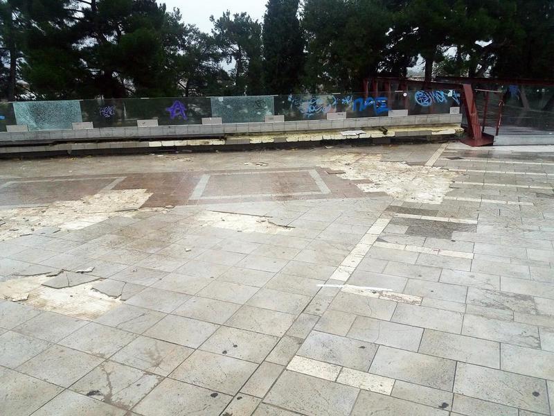 Γιάννενα: Λειτουργική παρέμβαση από το νέο έτος στην Κεντρική πλατεία