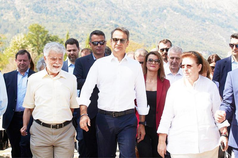 Στην Πλάκα το Σάββατο ο Πρωθυπουργός