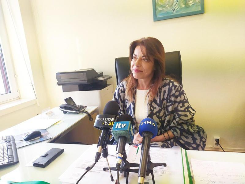 Η Σταυρούλα Μπραΐμη θα προταθεί για πρόεδρος του περιφερειακού συμβουλίου