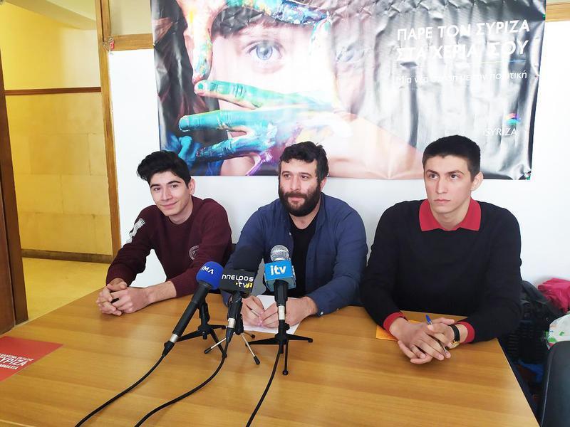 Νεολαία ΣΥΡΙΖΑ- Στόχος η δεύτερη φορά αριστερά