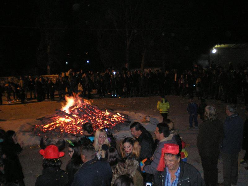 Αποκριάτικες εκδηλώσεις στον δήμο Ζίτσας