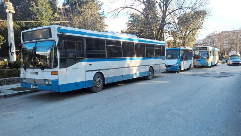 Αστικό ΚΤΕΛ- Αποκρούει τις αιτιάσεις για συνωστισμό στα λεωφορεία