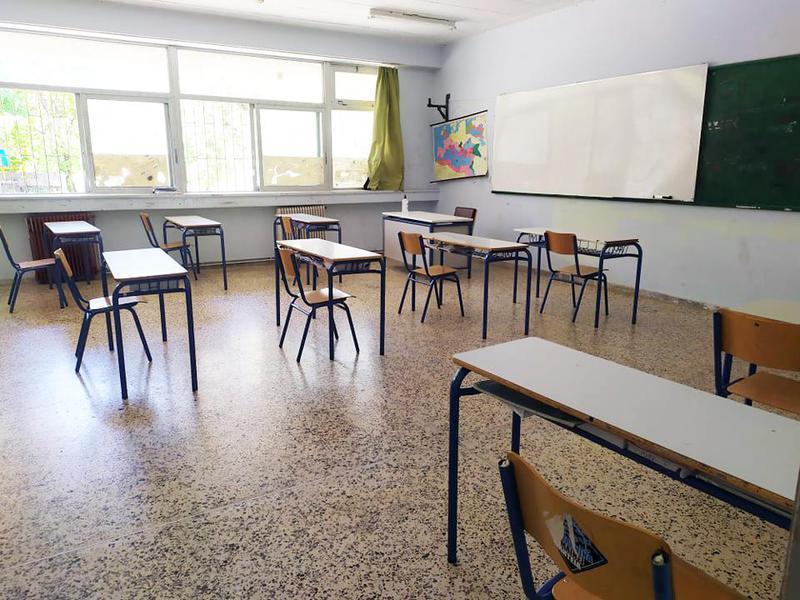 Τα σχολεία λειτουργούν, οι μαθητές δεν επιτρέπεται να μετακινηθούν