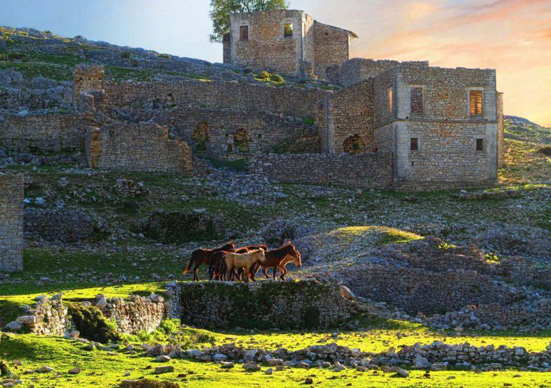 Βραχωνάς Συβότων - Ένας εγκαταλειμμένος οικισμός, μια αναξιοποίητη ...