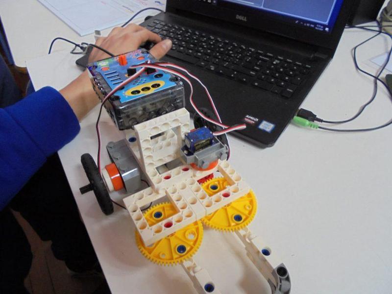 Γιάννενα: Εκπαιδευτική ρομποτική στο 1ο Γυμνάσιο Ιωαννίνων