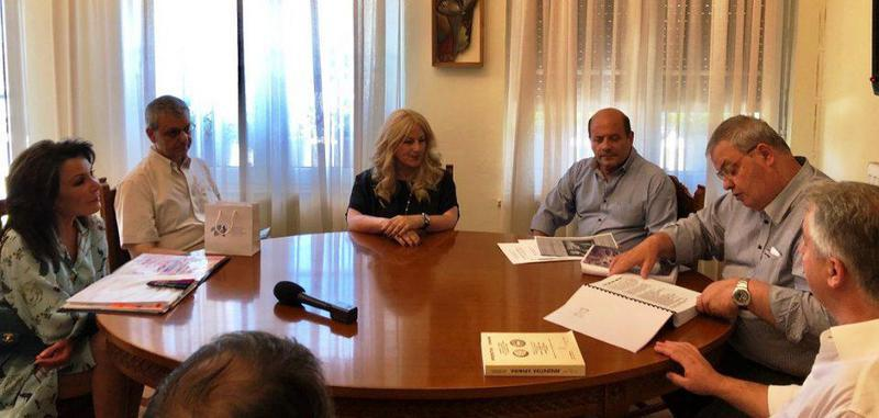 Γιάννενα: Με αναφορές στους εθνικούς ευεργέτες οι συναντήσεις σε περιφέρεια και δήμο