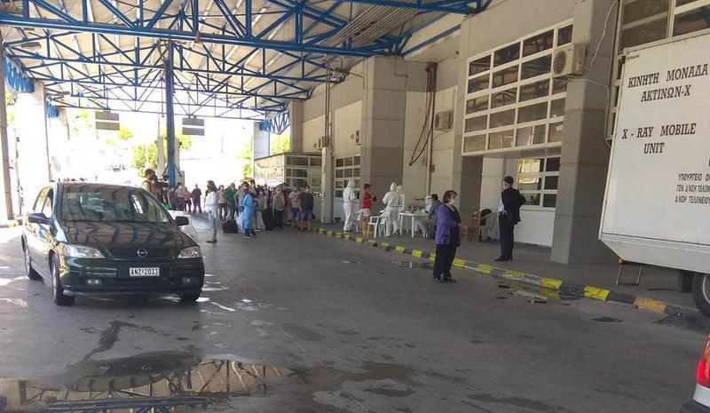 Συναγερμός στην Κακαβιά μετά από δέκα θετικά rapid test σε αστυνομικούς και τελωνειακούς