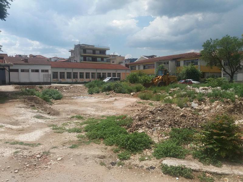 Προγραμματική Δήμου- Περιφέρειας για τα σχολεία στο παλιό «Χατζηκώστα»