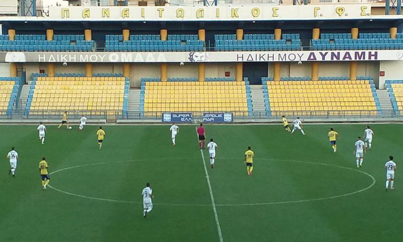 Σε καλό δρόμο ο ΠΑΣ κέρδισε 1-0 μέσα στο Αγρίνιο