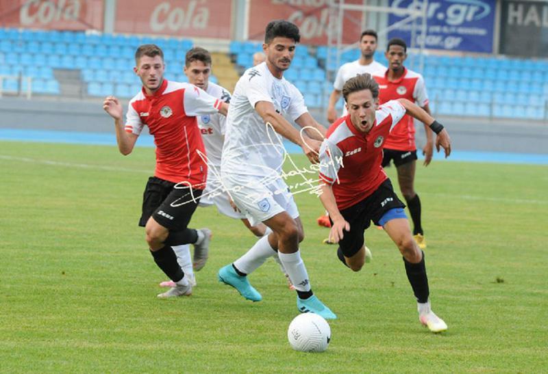 Φιλική νίκη του ΠΑΣ Γιάννινα με 1-0 επί του Καραϊσκάκη