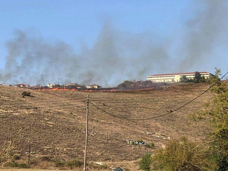 Γιάννενα: Υπό πλήρη έλεγχο η πυρκαγιά