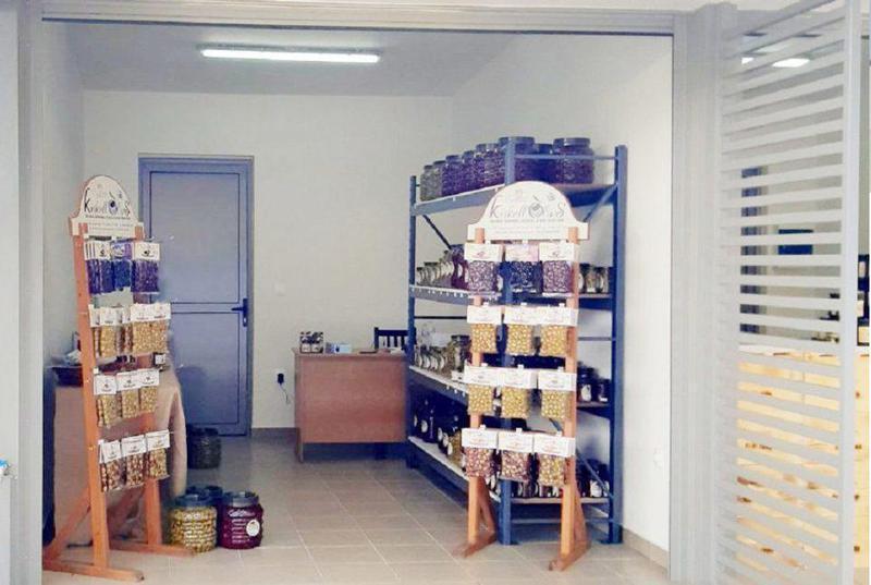 Αγορά τοπικών και παραδοσιακών προϊόντων στην Ιόνια Οδό - Ηπειρωτικός Αγών
