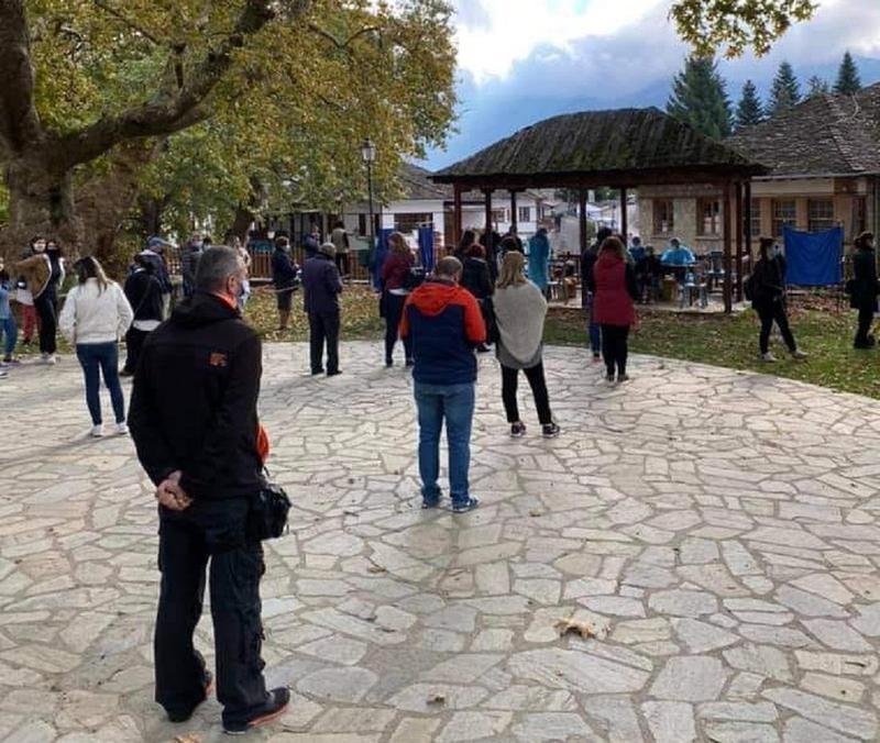 Δεν προέκυψαν νέα κρούσματα στο Μέτσοβο