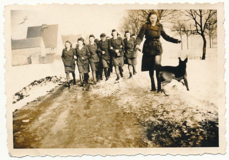 Γυναίκες φρουροί στα ναζιστικά στρατόπεδα συγκέντρωσης