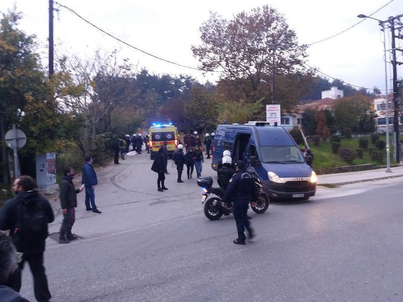 Ευθεία καταδίκη της καταστολής των διαδηλώσεων