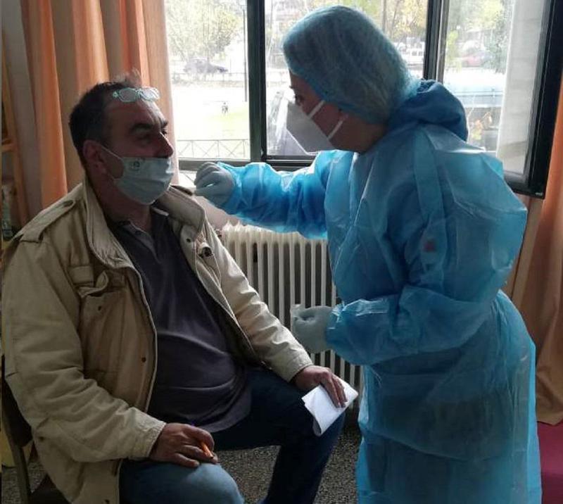 Αρνητικά τα rapid test στο προσωπικό του δήμου Πωγωνίου