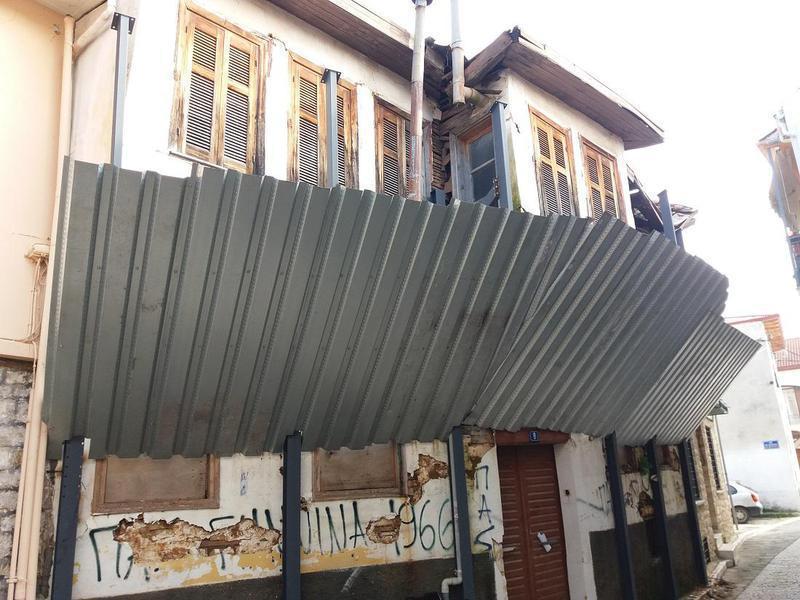 Ετοιμόρροπα κτίρια μόνο σε έξι δήμους της Ηπείρου
