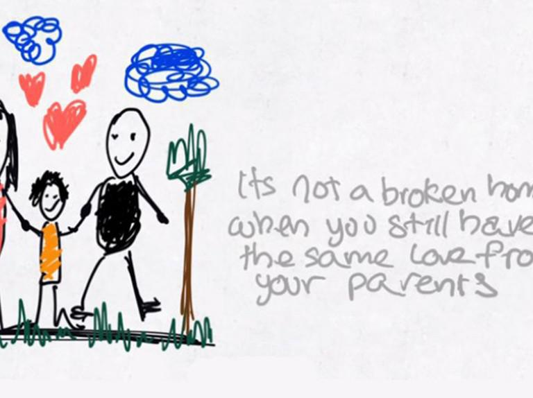 Όταν οι γονείς χωρίζουν