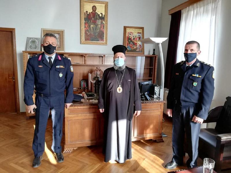 Συνάντηση για τα μέτρα προστασίας στις εκκλησίες