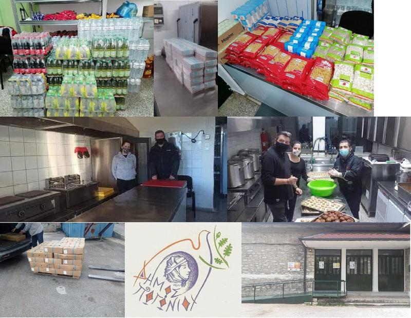 «Πακέτα αγάπης» σε 150 οικογένειες από τον δήμο Πωγωνίου