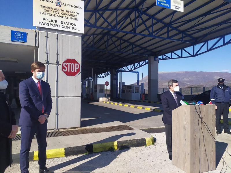 Ένα Κέντρο Επαφής με στόχο την πάταξη του διασυνοριακού εγκλήματος