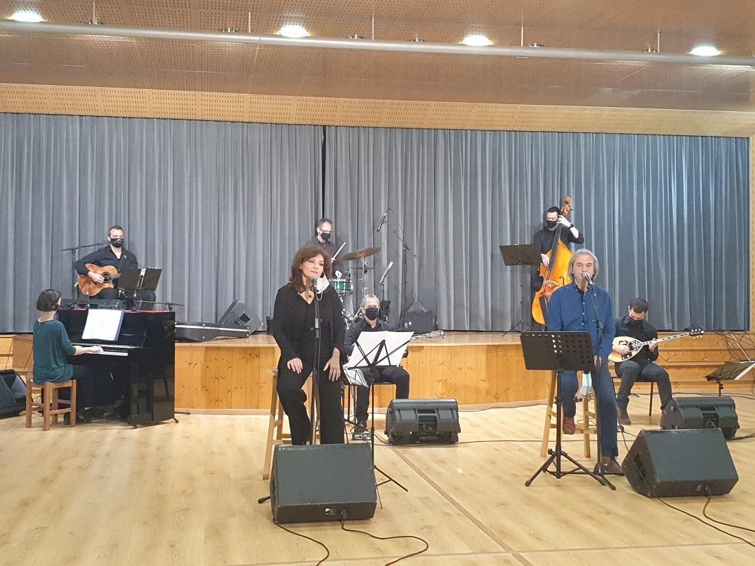 Λαϊκή Ορχήστρα με αγαπημένα τραγούδια του ελληνικού πενταγράμμου