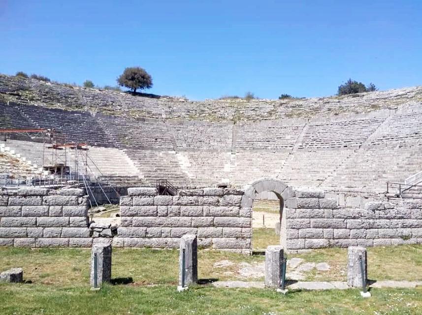Κλειστός τα μεσημέρια λόγω καύσωνα ο αρχαιολογικός χώρος Δωδώνης