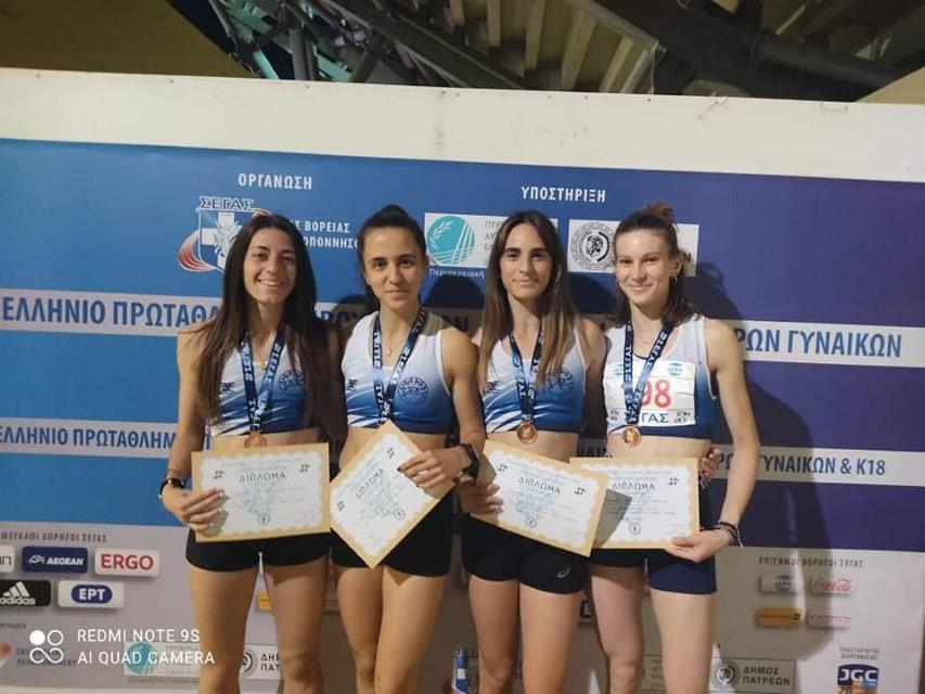 Επτά μετάλλια από Γιαννιωτόπουλα στην Πάτρα