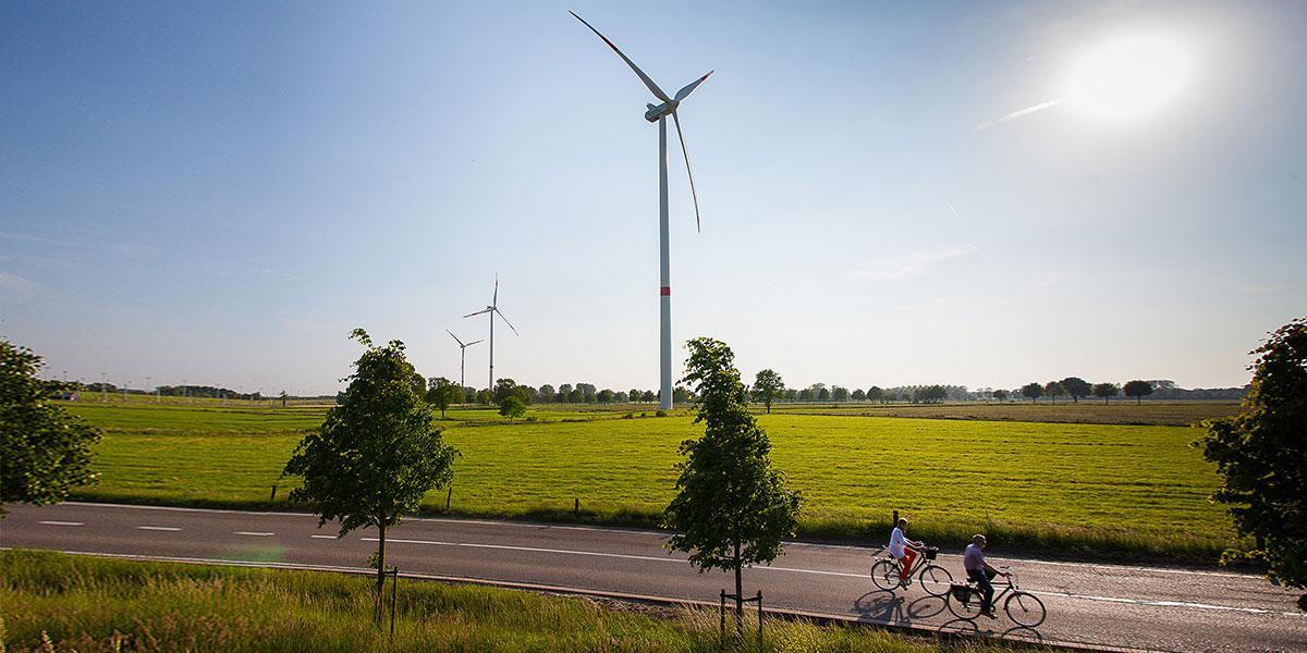 Αιολική ενέργεια στην Ευρώπη