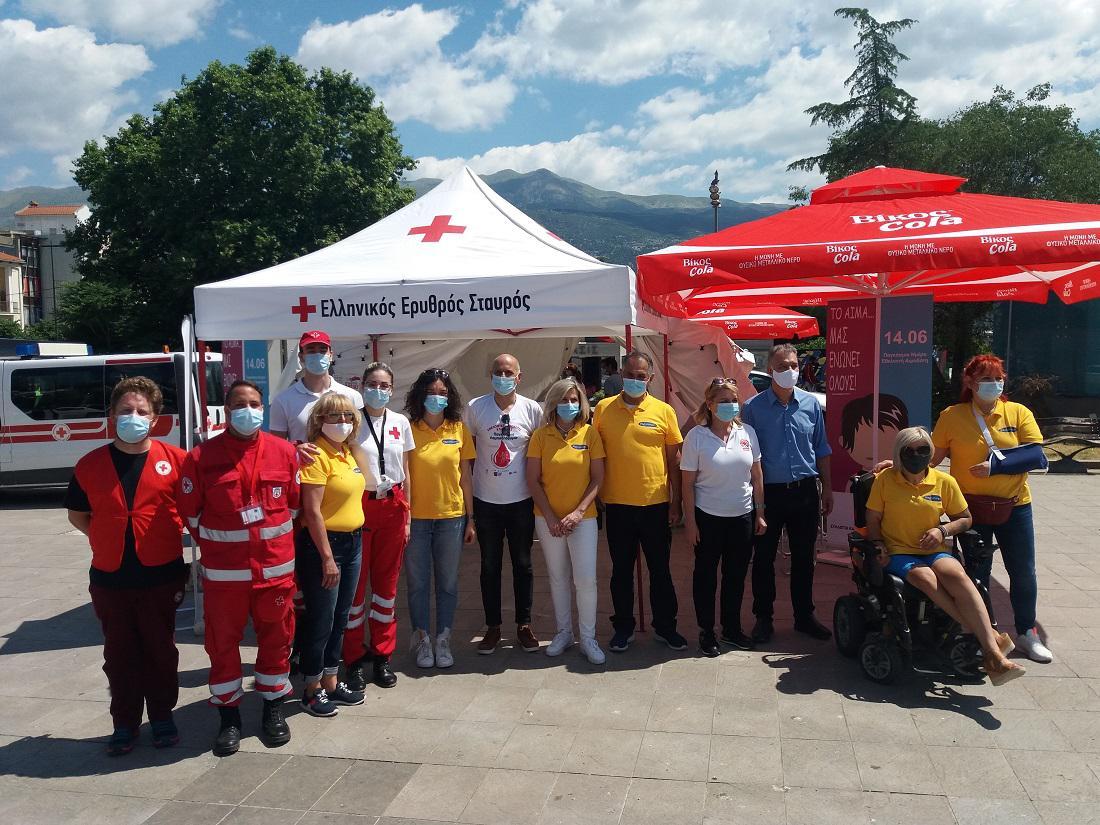 78 φιάλες και 17 νέοι εθελοντές αιμοδότες