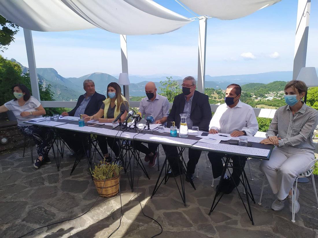 Αμυράς- Ζαχαράκη ξανά στα Γιάννενα