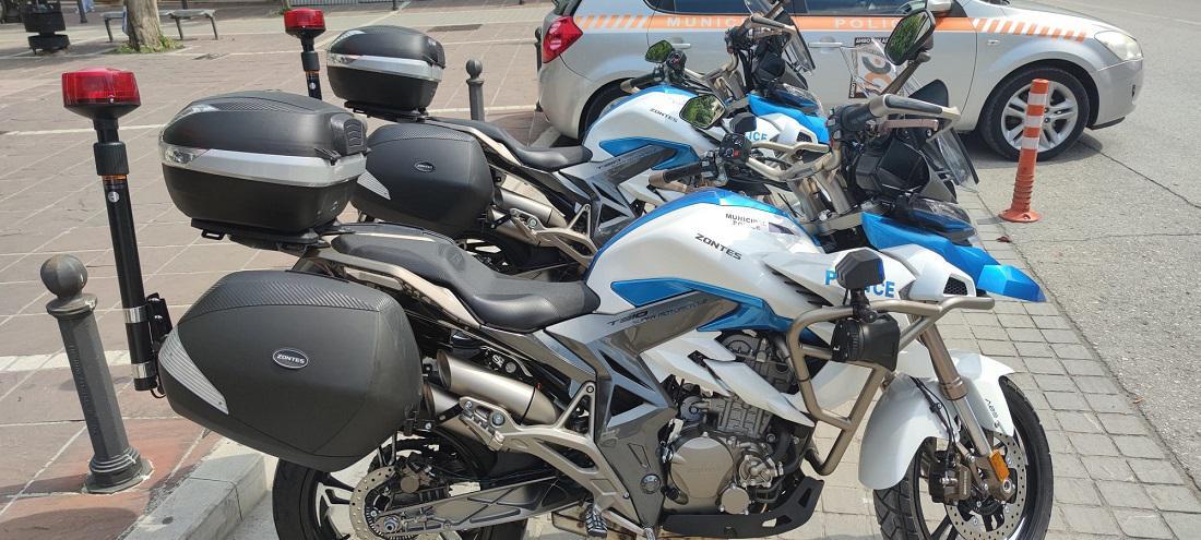 Δύο μοτοσικλέτες για τη Δημοτική Αστυνομία Ιωαννίνων