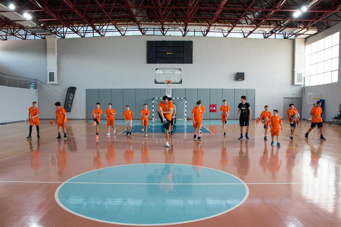 Έπεσε η αυλαία στο 7ο NBA Ntougias Basketball Camp