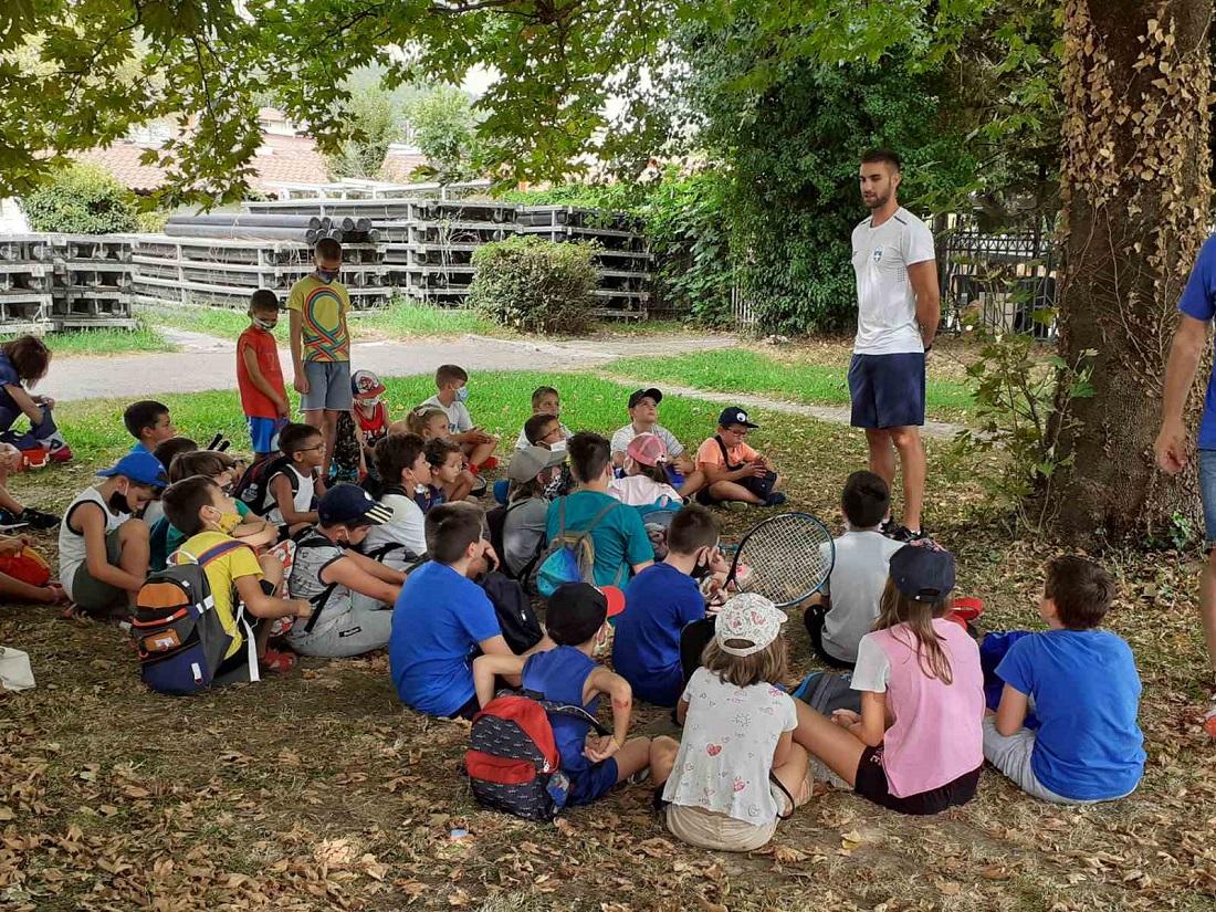 Τα παιδιά των ΚΔΑΠ συνάντησαν τον Στέφανο Ντούσκο